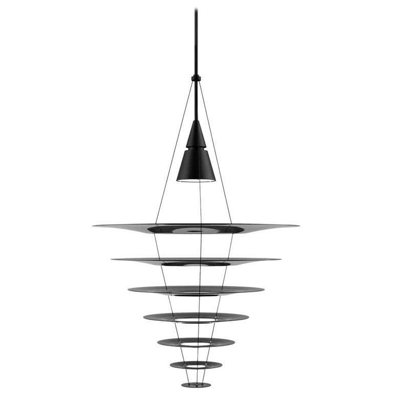 Louis Poulsen, Large Pendant Lamp by Shoichi Uchiyama For Sale