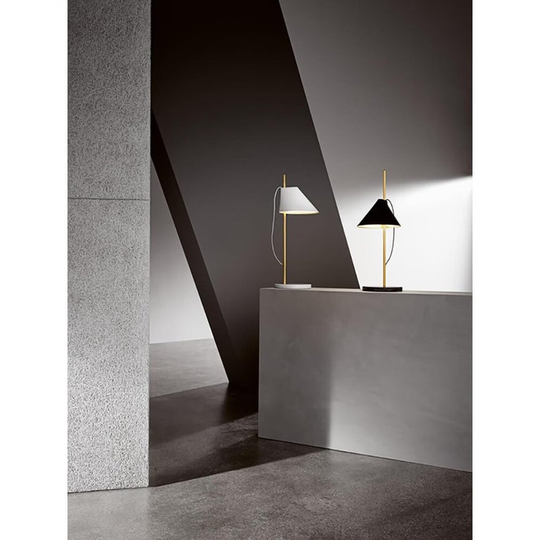 Metal Louis Poulsen, Marbre Table Lamp by GamFratesi For Sale