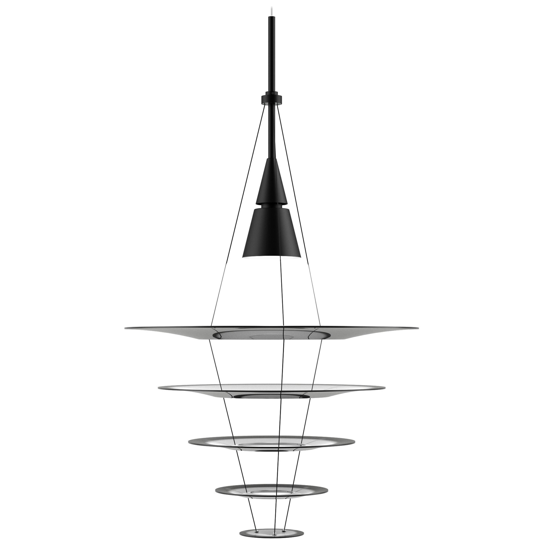 Louis Poulsen Medium Enigma Pendant Lamp by Shoichi Uchiyama