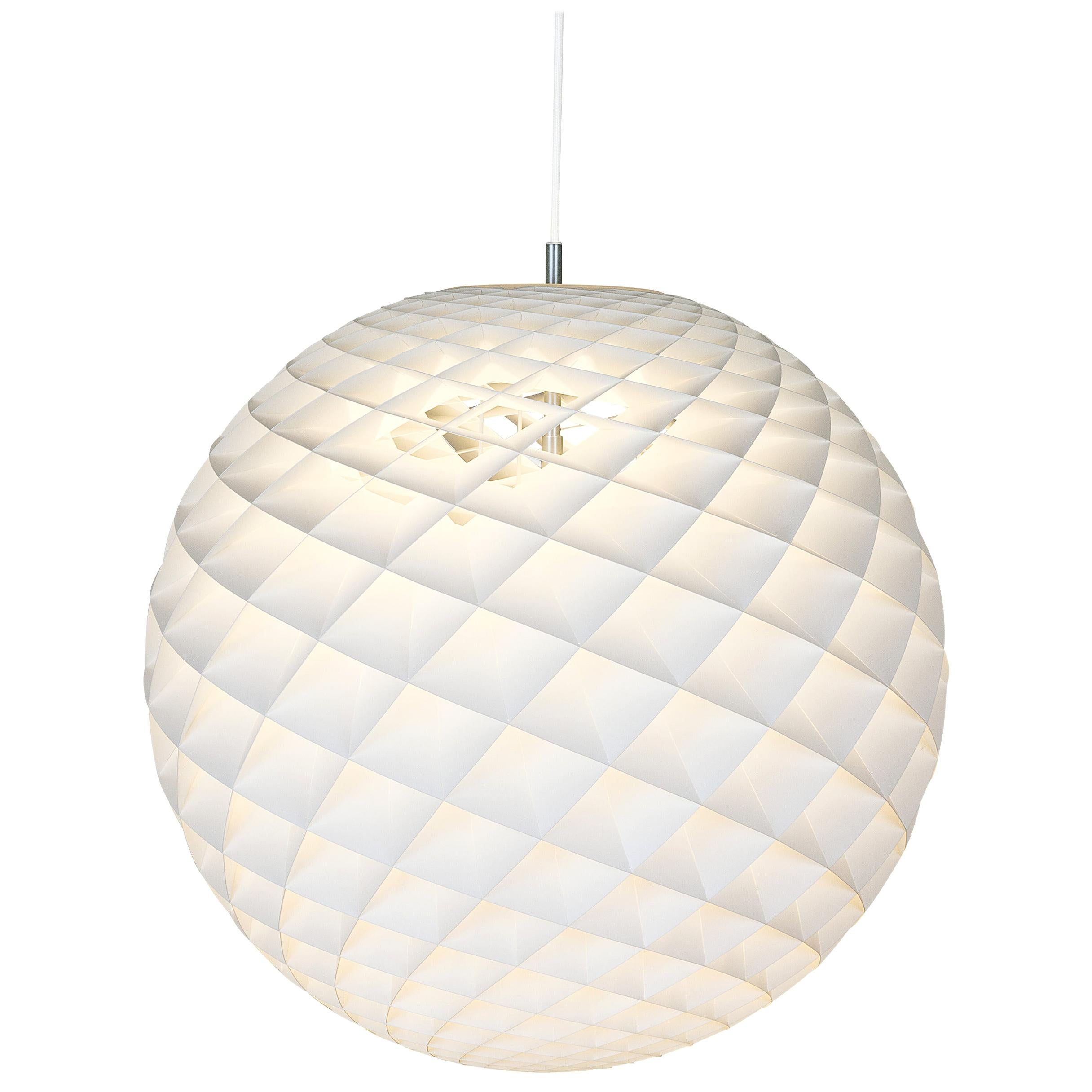 Louis Poulsen Medium Patera Pendant Light by Øivind Slaatto