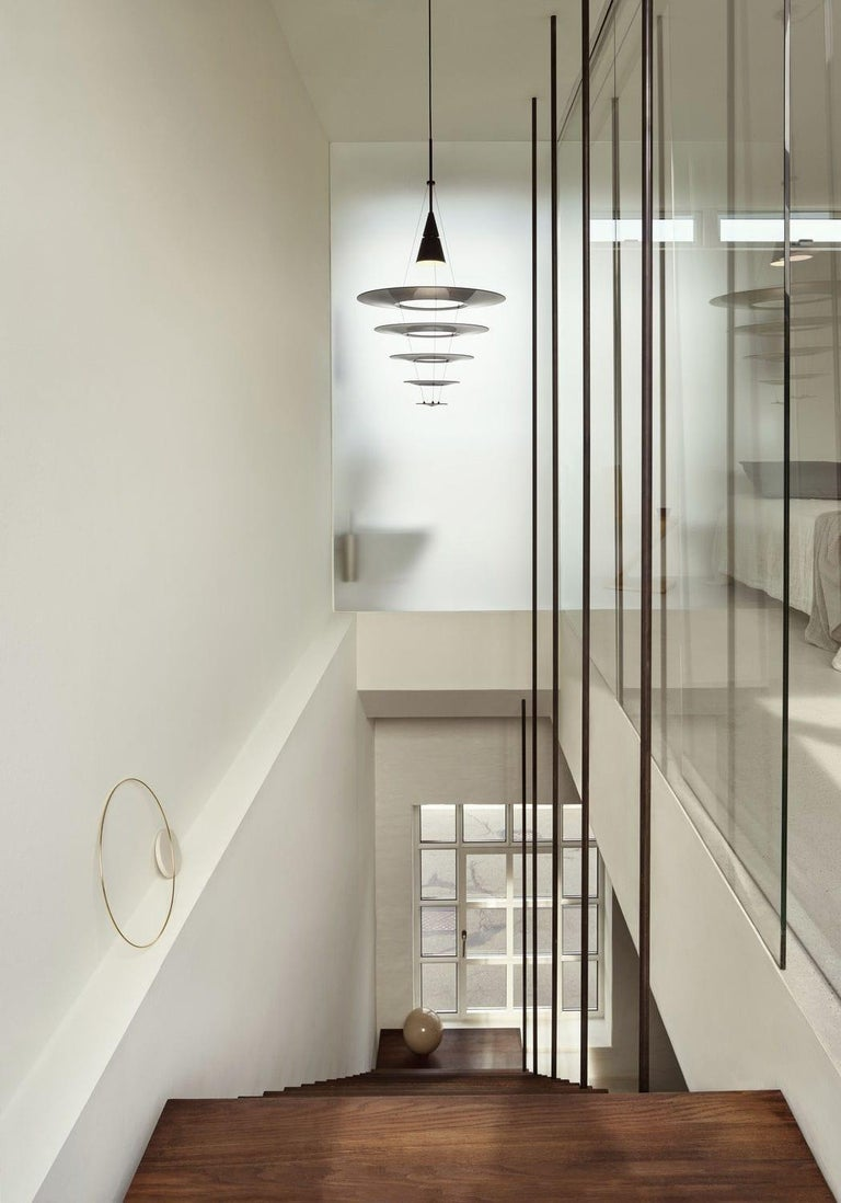 Modern Louis Poulsen, Medium Pendant Lamp by Shoichi Uchiyama For Sale