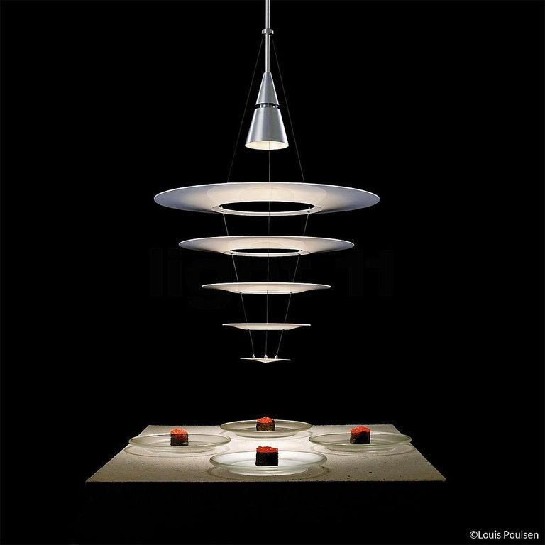 Danish Louis Poulsen, Medium Pendant Lamp by Shoichi Uchiyama For Sale