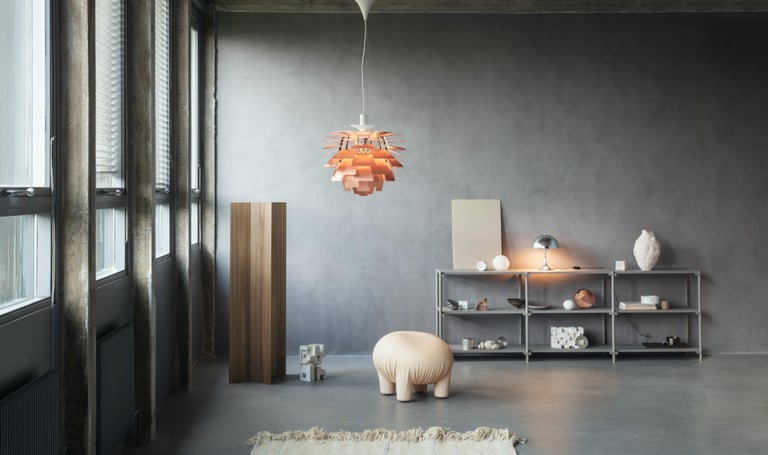 Louis Poulsen Medium PH Artichoke Pendant Light by Poul Henningsen For Sale 9