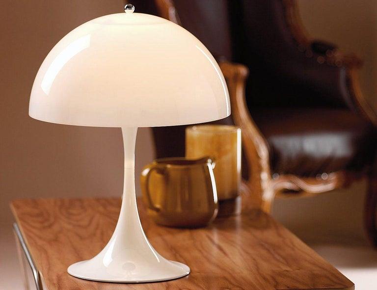 Louis Poulsen, MINI Table Color Lamp by Verner Panton For Sale 7