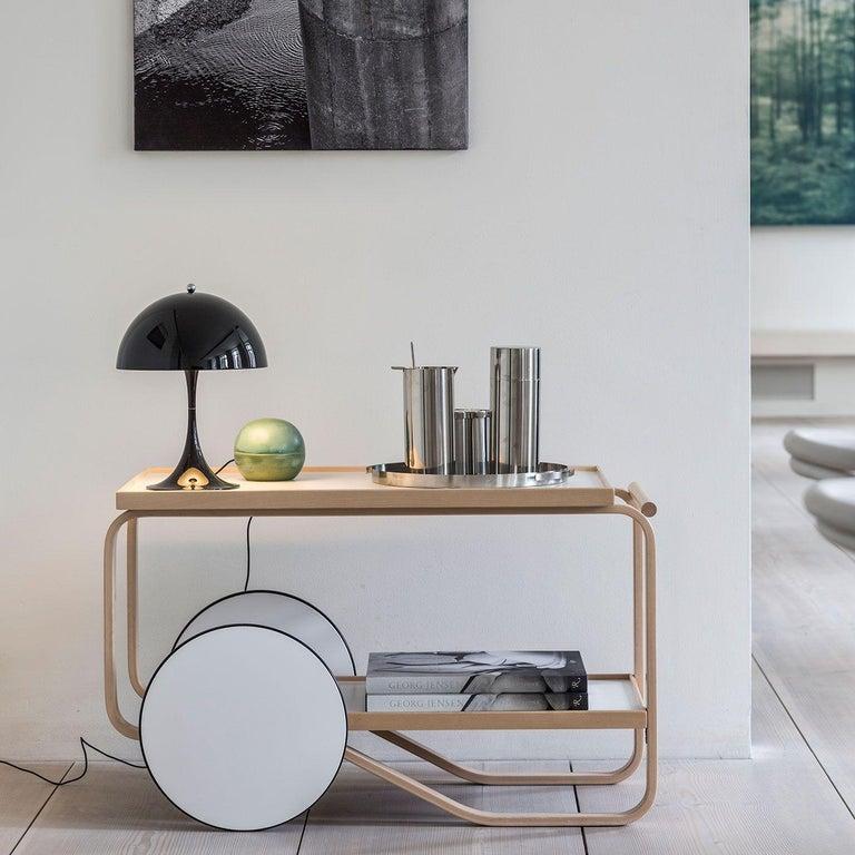 Louis Poulsen, MINI Table Color Lamp by Verner Panton For Sale 10