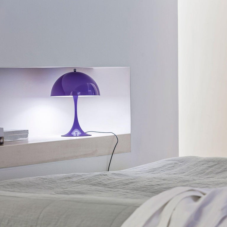Louis Poulsen, MINI Table Color Lamp by Verner Panton For Sale 11