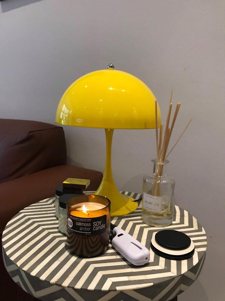 Louis Poulsen, MINI Table Color Lamp by Verner Panton For Sale 13