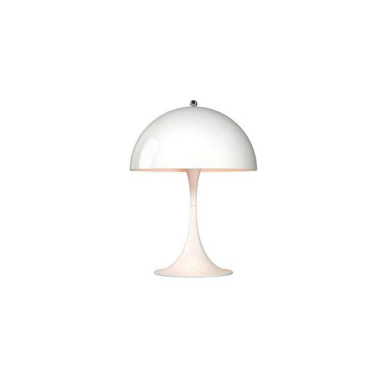 Contemporary Louis Poulsen, MINI Table Color Lamp by Verner Panton For Sale