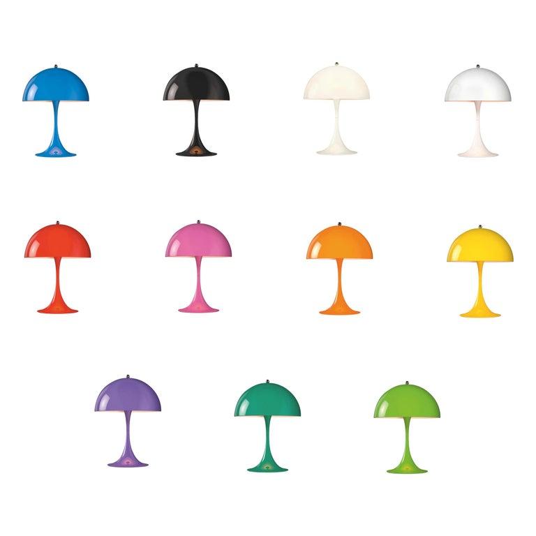 Louis Poulsen, MINI Table Color Lamp by Verner Panton For Sale