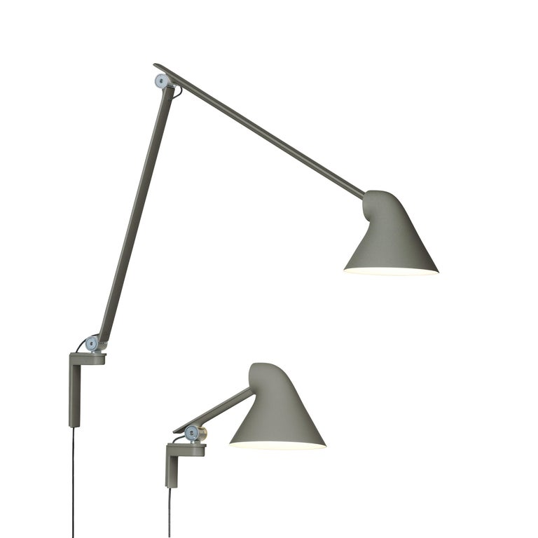 Contemporary Louis Poulsen NJP Wall Long Lamp by Nendo, Oki Sato For Sale