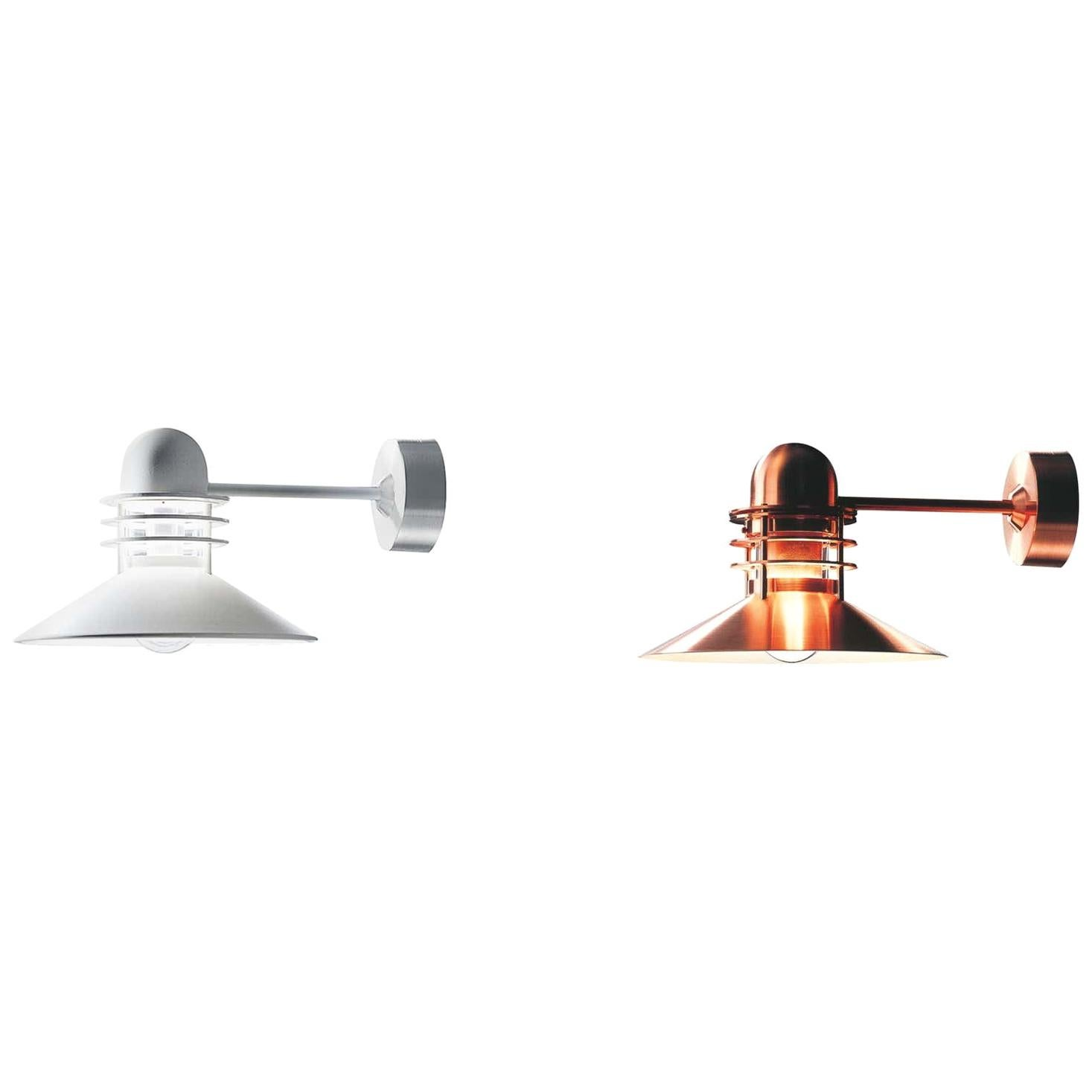 Louis Poulsen, Outdoor Wall Lamp by Alfred Homann & Ole V. Kjær
