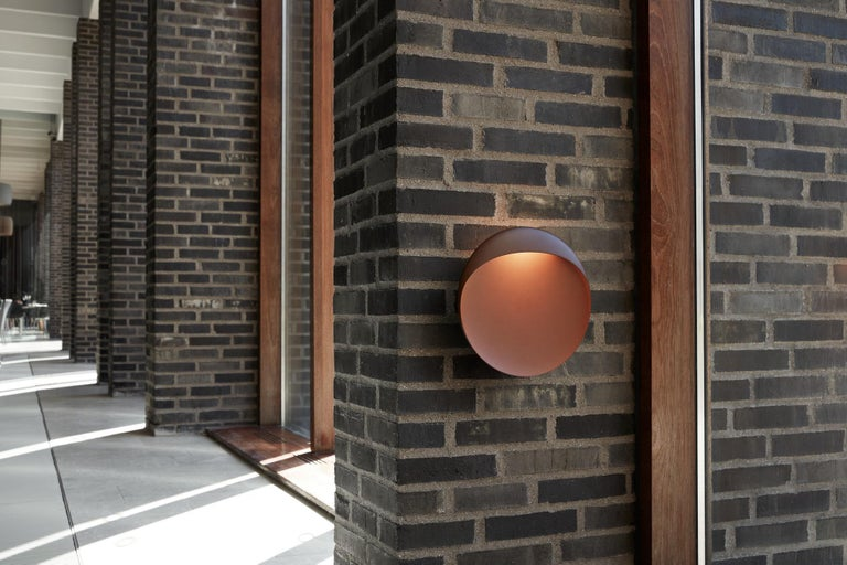Louis Poulsen, Outdoor Wall Lamp by Cristian Flindt In New Condition For Sale In Saint-Ouen, FR
