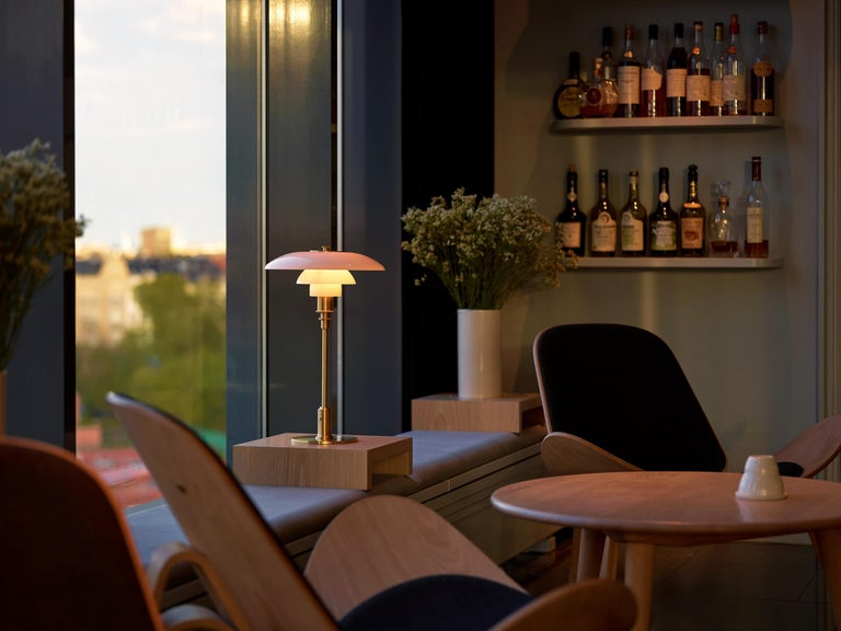 Louis Poulsen PH 3/2 Table Light by Poul Henningsen For Sale 6