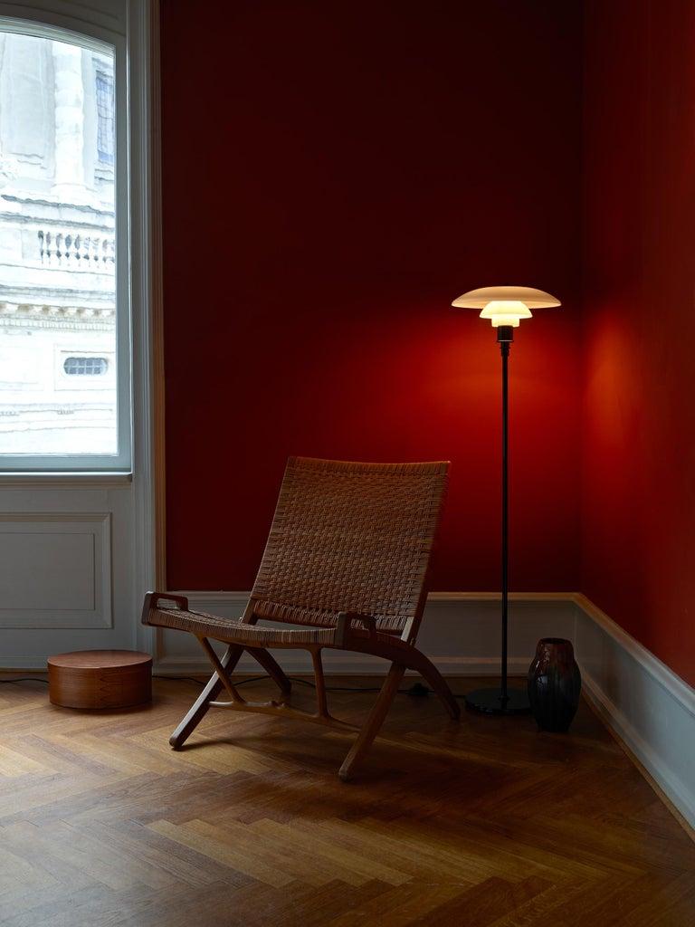 Danish Louis Poulsen PH 3½-2½ Floor Lamp by Poul Henningsen For Sale