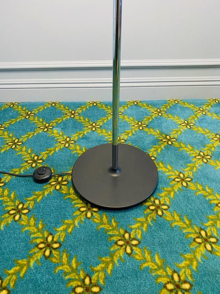 Louis Poulsen PH 80 Floor Lamp by Poul Henningsen In Good Condition For Sale In San Diego, CA