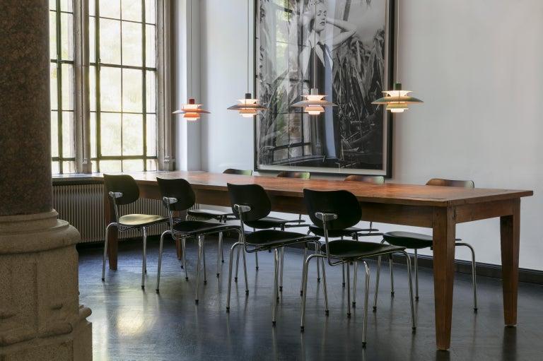 Louis Poulsen PH5 Mini Pendant Lamp by Poul Henningsen For Sale 8