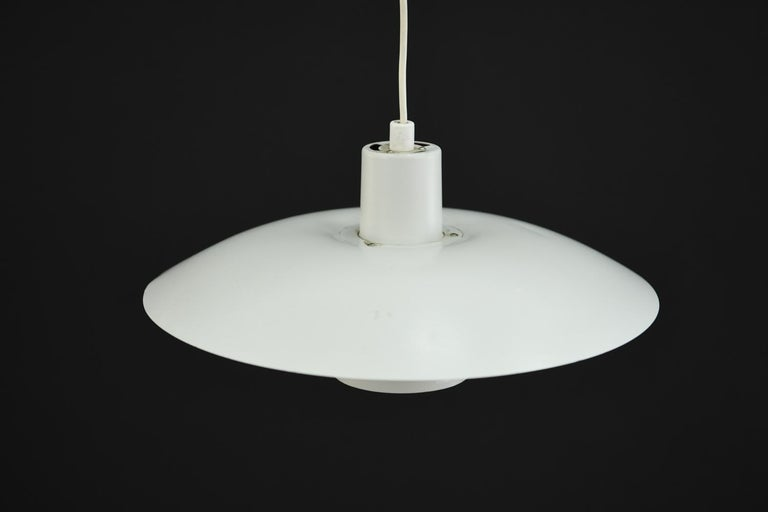 Mid-Century Modern Louis Poulsen, Poul Henningsen PH4/3 Pendant Light For Sale