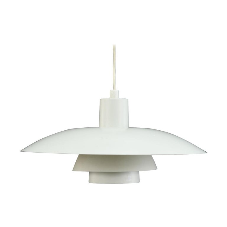 Louis Poulsen, Poul Henningsen PH4/3 Pendant Light For Sale