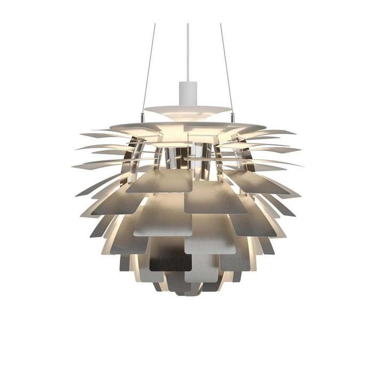 Modern Louis Poulsen, Small Artichoke Chandelier by Poul Henningsen For Sale