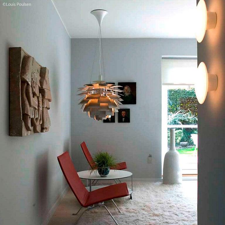 Louis Poulsen, Small Artichoke Chandelier by Poul Henningsen For Sale 1