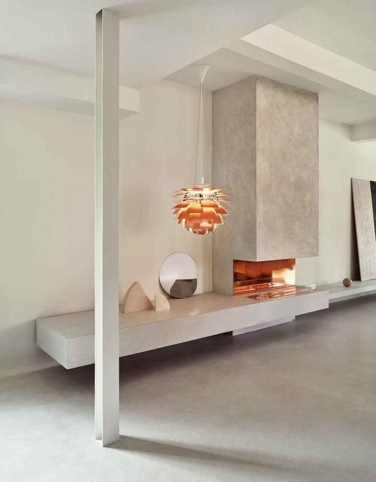 Louis Poulsen Small PH Artichoke Pendant Light by Poul Henningsen For Sale 8