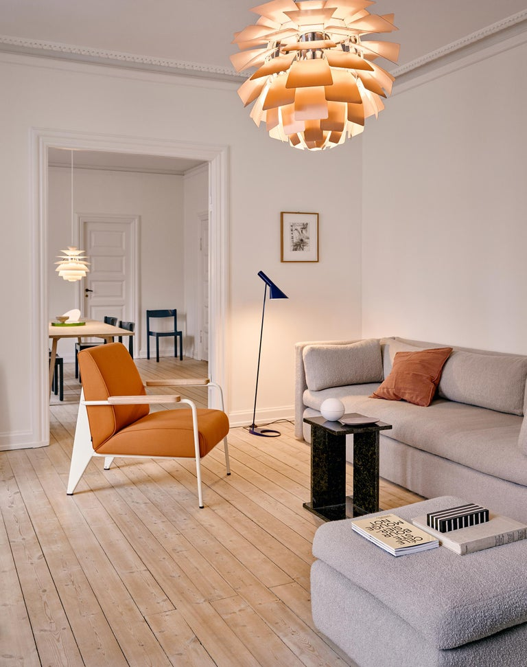 Louis Poulsen Small PH Artichoke Pendant Light by Poul Henningsen For Sale 1