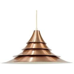 Louis Poulsen Style Pendant Light