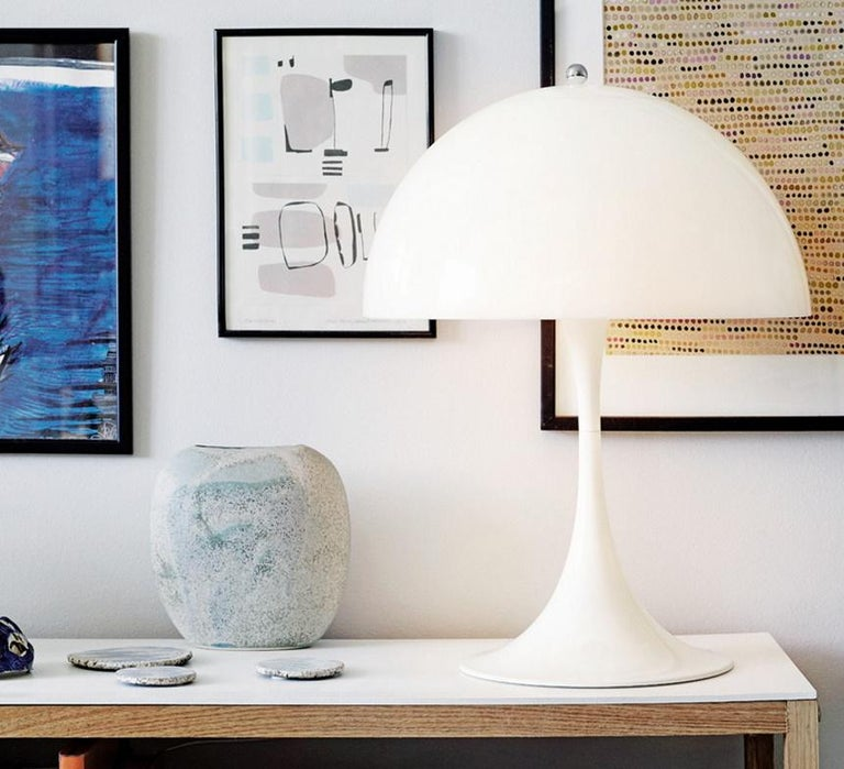 Louis Poulsen, Table Lamp by Verner Panton In New Condition For Sale In Saint-Ouen, FR