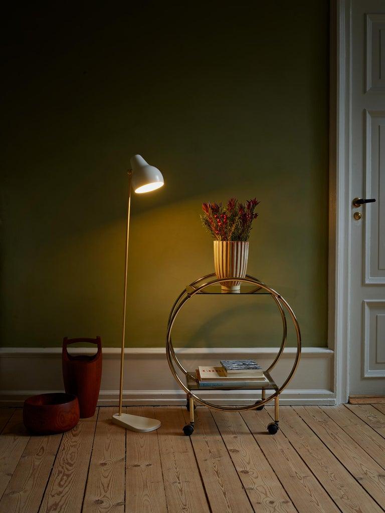 Modern Louis Poulsen VL 38 Floor Lamp by Vilhelm Lauritzen For Sale