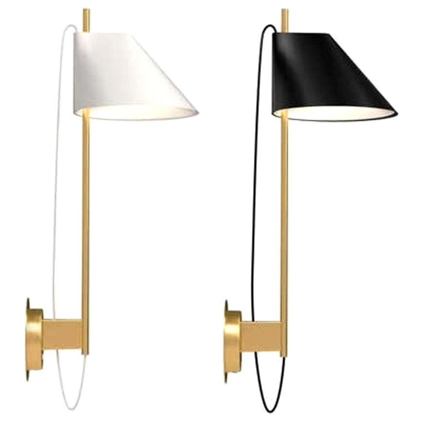 Louis Poulsen, Wall Brass Lamp by GamFratesi