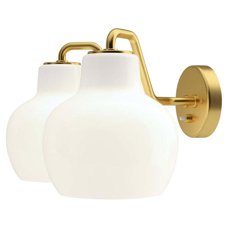 Louis Poulsen, Wall Lamp Crown 2 by Vilhelm Lauritzen For Sale