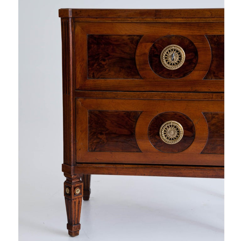 French Louis Seize Chest of Drawers, France, Late 18th Century