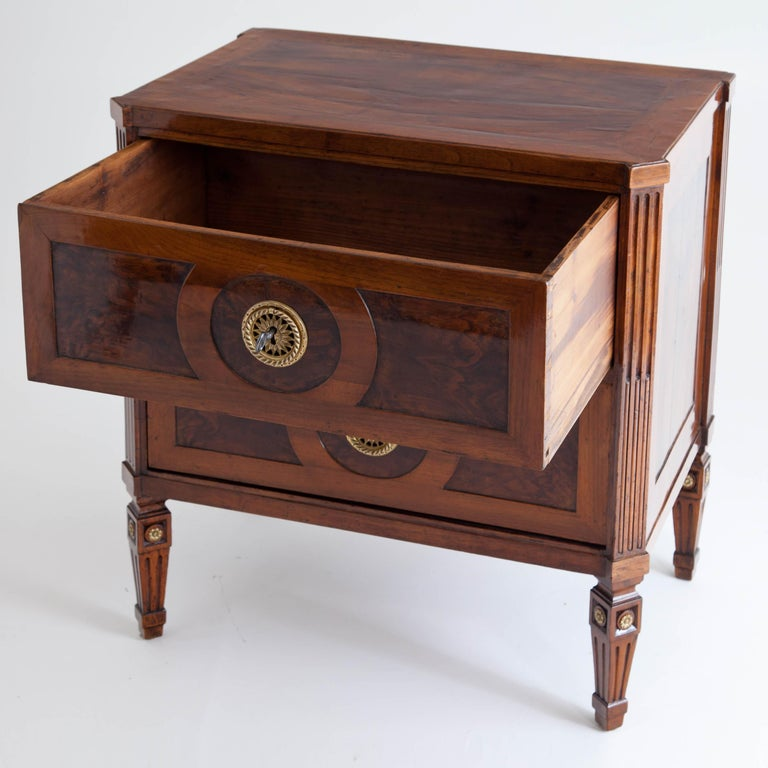 Louis Seize Chest of Drawers, France, Late 18th Century 2