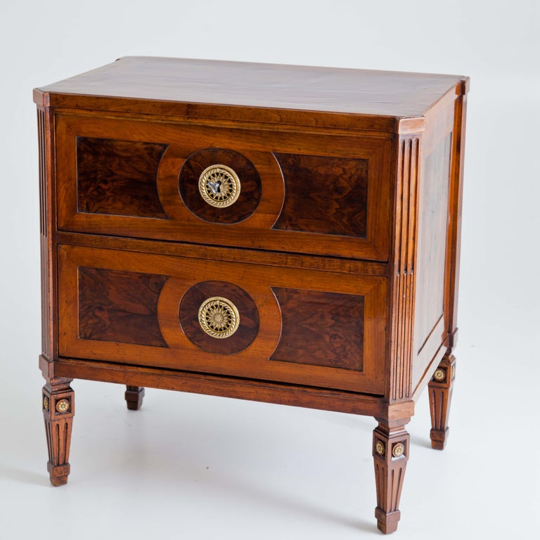 Louis Seize Chest of Drawers, France, Late 18th Century 3