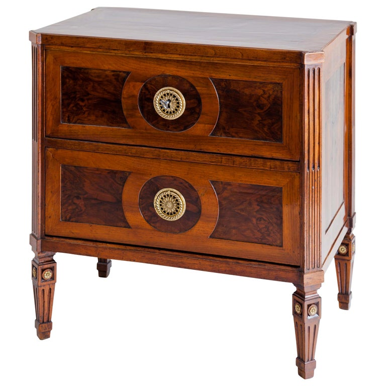 Louis Seize Chest of Drawers, France, Late 18th Century