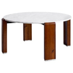 Louis Sognot Marble Table