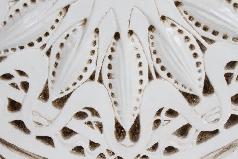 Late 19th Century Louis Sullivan Designed Plaster Frieze