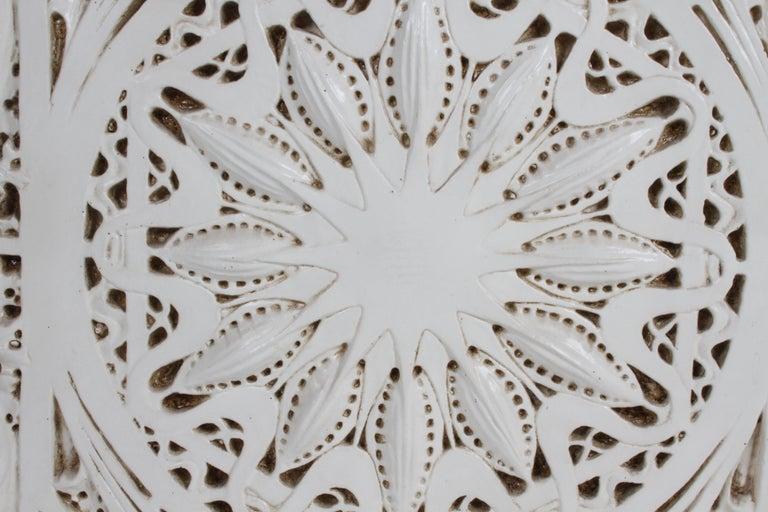 Composition Louis Sullivan Designed Plaster Frieze