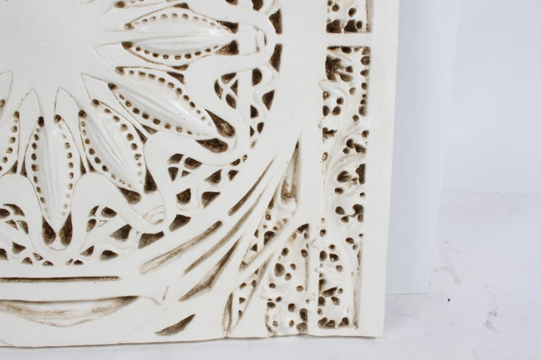 Louis Sullivan Designed Plaster Frieze