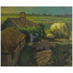"Louis Toffoli (1907-1999): ""Bourine"", 1952"