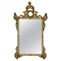Louis VI Style Rococo Mirror