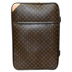 Louis Vuitton 2007 Monogram Canvas Pegase 65 Rolling Suitcase