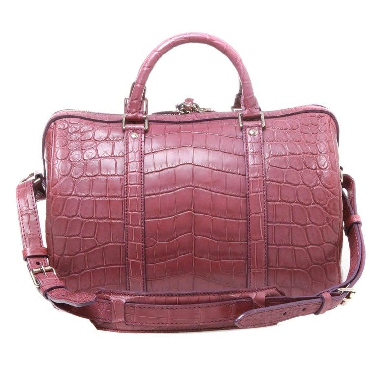 louis vuitton 2014 violet sofia coppola bb bag for sale at