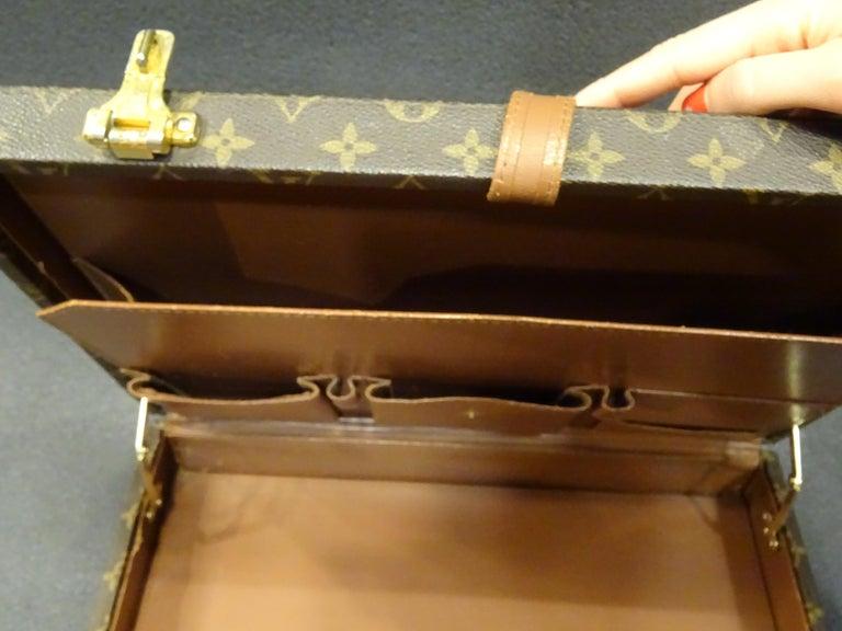 Louis Vuitton 70s Briefcase  Attaché-Case President