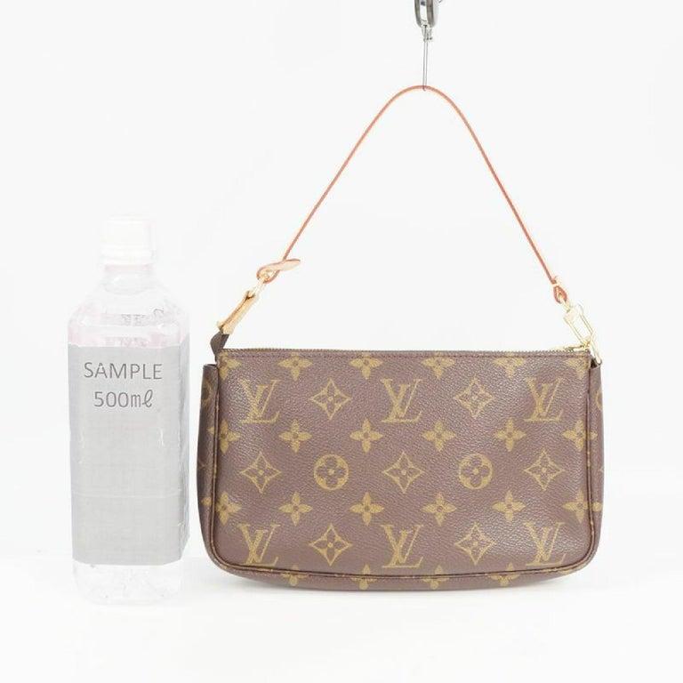 LOUIS VUITTON accessories pouch Pochette Accessoires Womens pouch M40712 brown For Sale 7