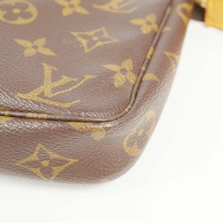 LOUIS VUITTON accessories pouch Pochette Accessoires Womens pouch M40712 brown For Sale 1