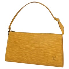 LOUIS VUITTON accessories pouch Pochette Accessoires Womens pouch M52949 yellow