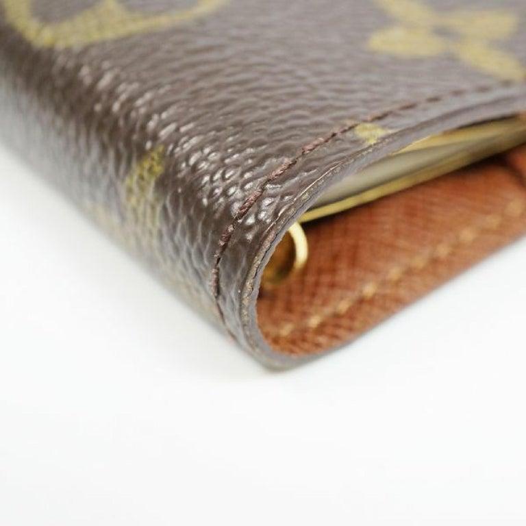 Women's or Men's LOUIS VUITTON Agenda PM unisex notebook cover R20005 For Sale