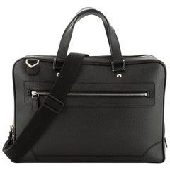 Louis Vuitton Alexander Briefcase Taiga Leather