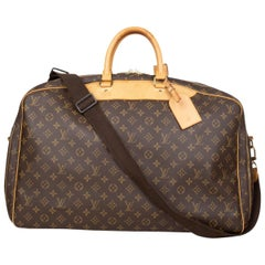 Louis Vuitton Alizé 2 Poches Travel Bag